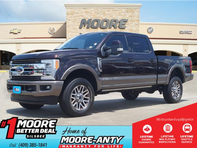 Pre-Owned 2019 Ford F-250 Super Duty King Ranch
