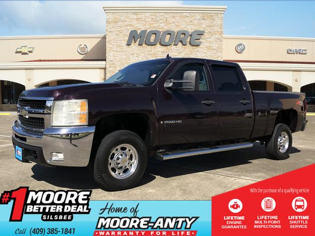 Pre-Owned 2008 Chevrolet Silverado 2500HD SILVERADO
